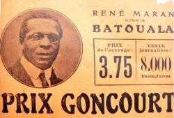 Affiche goncourt