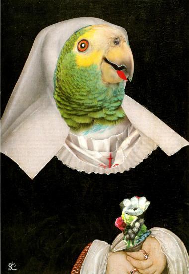 Bonne soeur tete d oiseau