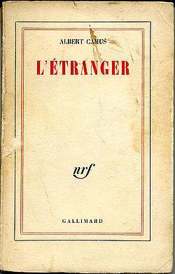Camus L'Etranger
