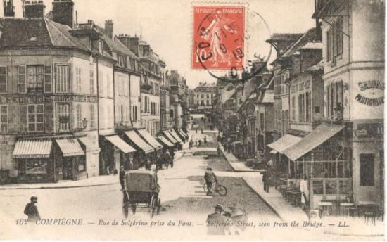 Carte postale de compiegne 2