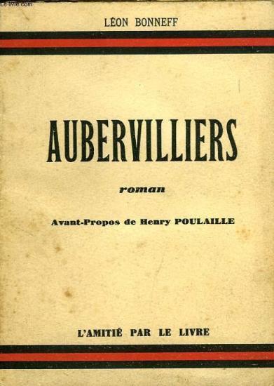 Couverture aubervilliers