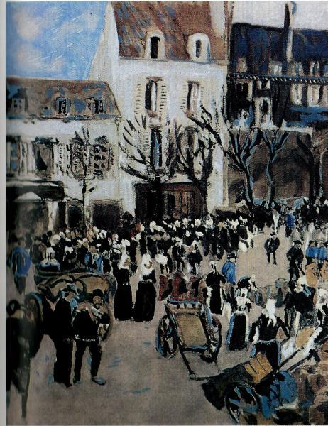 Peinture de Max Jacob