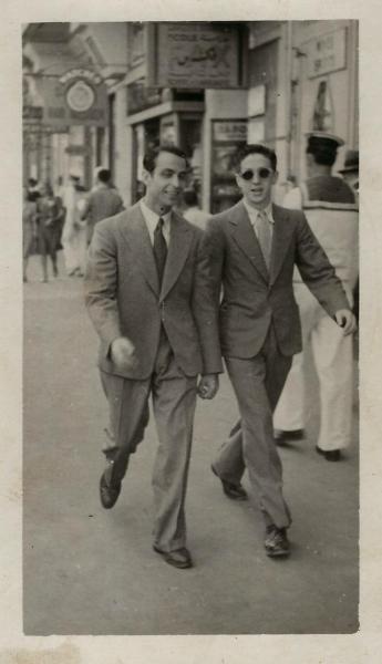 Joseph et Léon