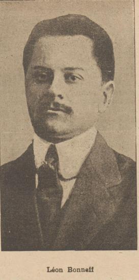 Leon bonneff photo les hommes du jour du 27 novembre 1915