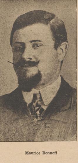 Maurice bonneff les hommes du jour du 27 novembre 1915