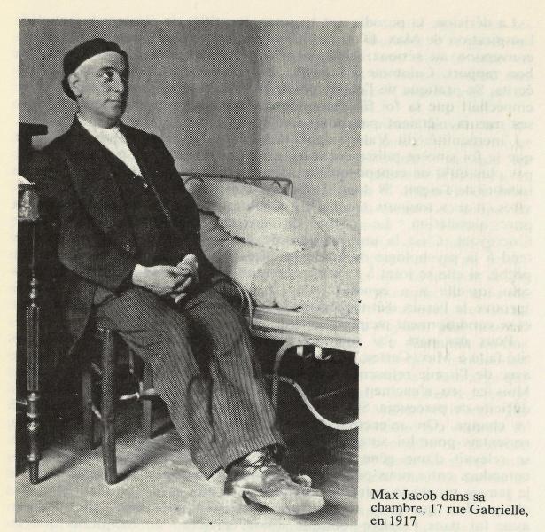 Max Jacob Rue Gabrielle