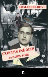 Photo de couverture pour contes inedits de paris soir d emmanuel bove