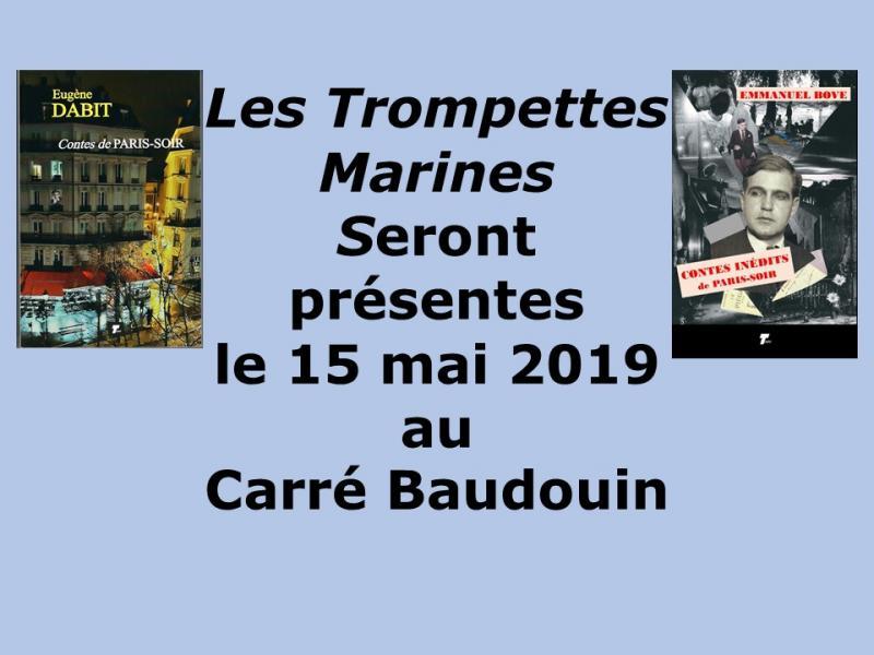 Presentation carre baudouin