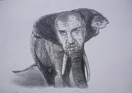 Portrait de Gary en Eléphant