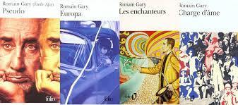 Livres de poche Romain Gary