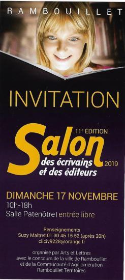 Salon de rambouillet 2019