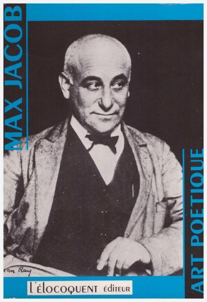 Max Jacob L'art Poétique